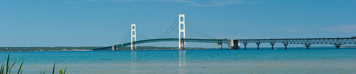 Mackinac Bridge Waiting for Line 5 Shutdown