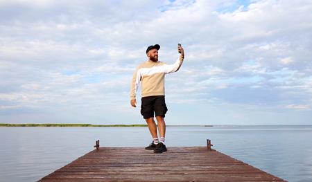 Take a Selfie Video!