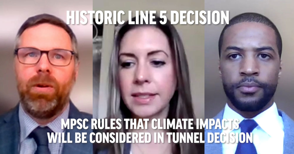 MPSC Rules for Climate Action