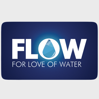 FLOW - For Love of Water logo