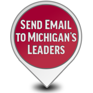 Send Email to Michigan's Leaders