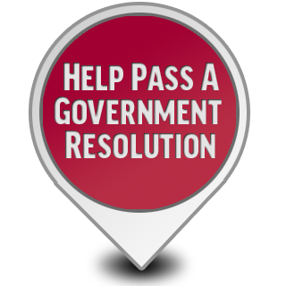 Pass a Government Resolution