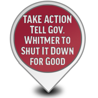 Gov Whitmer - Shut It Down for Good