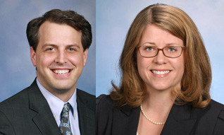 Representatives Irwin & Roberts