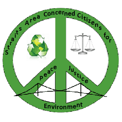 Straits Area Concerned Citizens for Peace, Justice and the Environment