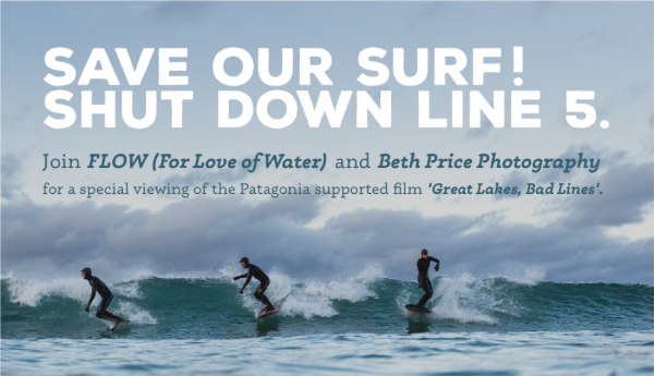 Save Our Surf Event