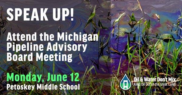 Advisory Board Meeting Petoskey June 12