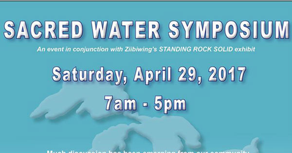 Sacred Water Symposium