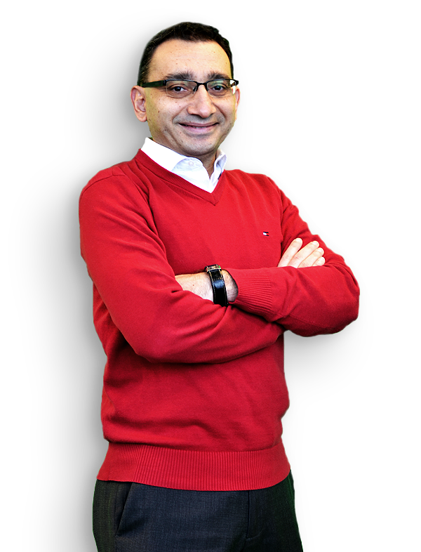 Omar Alghabra, Liberal candidate in Mississauga Centre