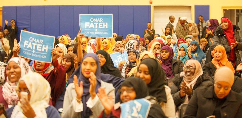 Fateh Campaign Kickoff