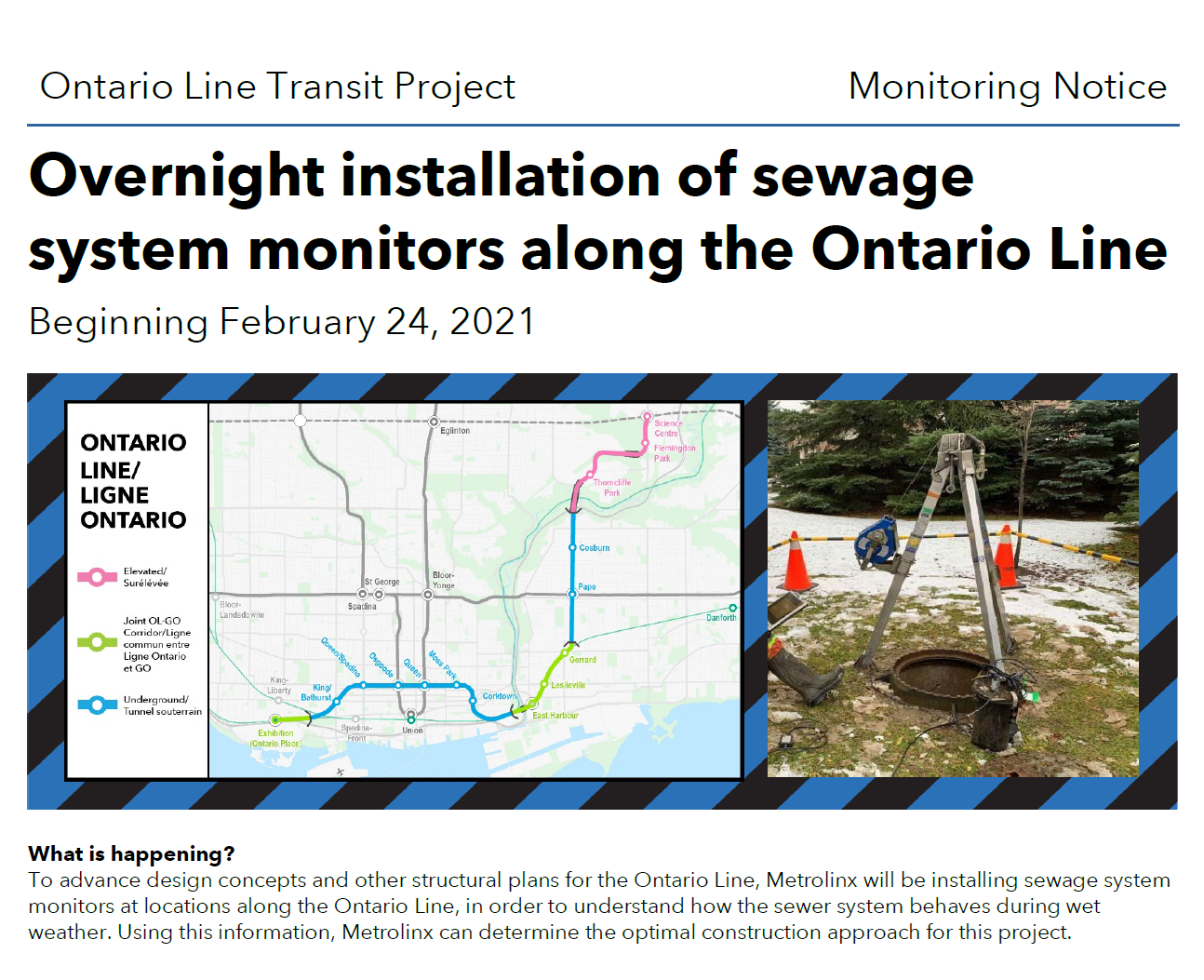 Overnight_installation_of_sewage_system_monitors_along_the_Ontario_Line.PNG