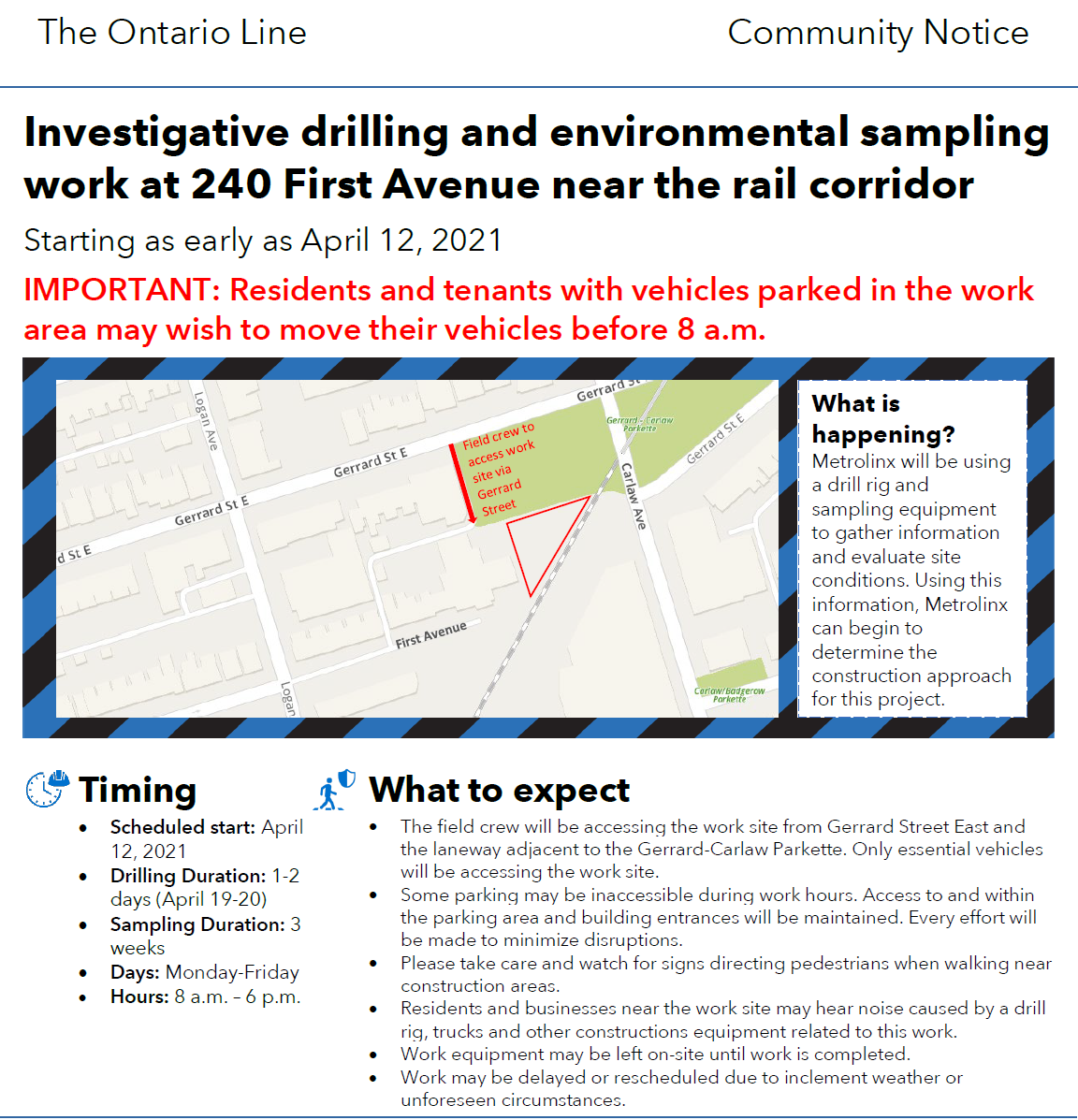 Metrolinx_work_-_240_First_Avenue.PNG