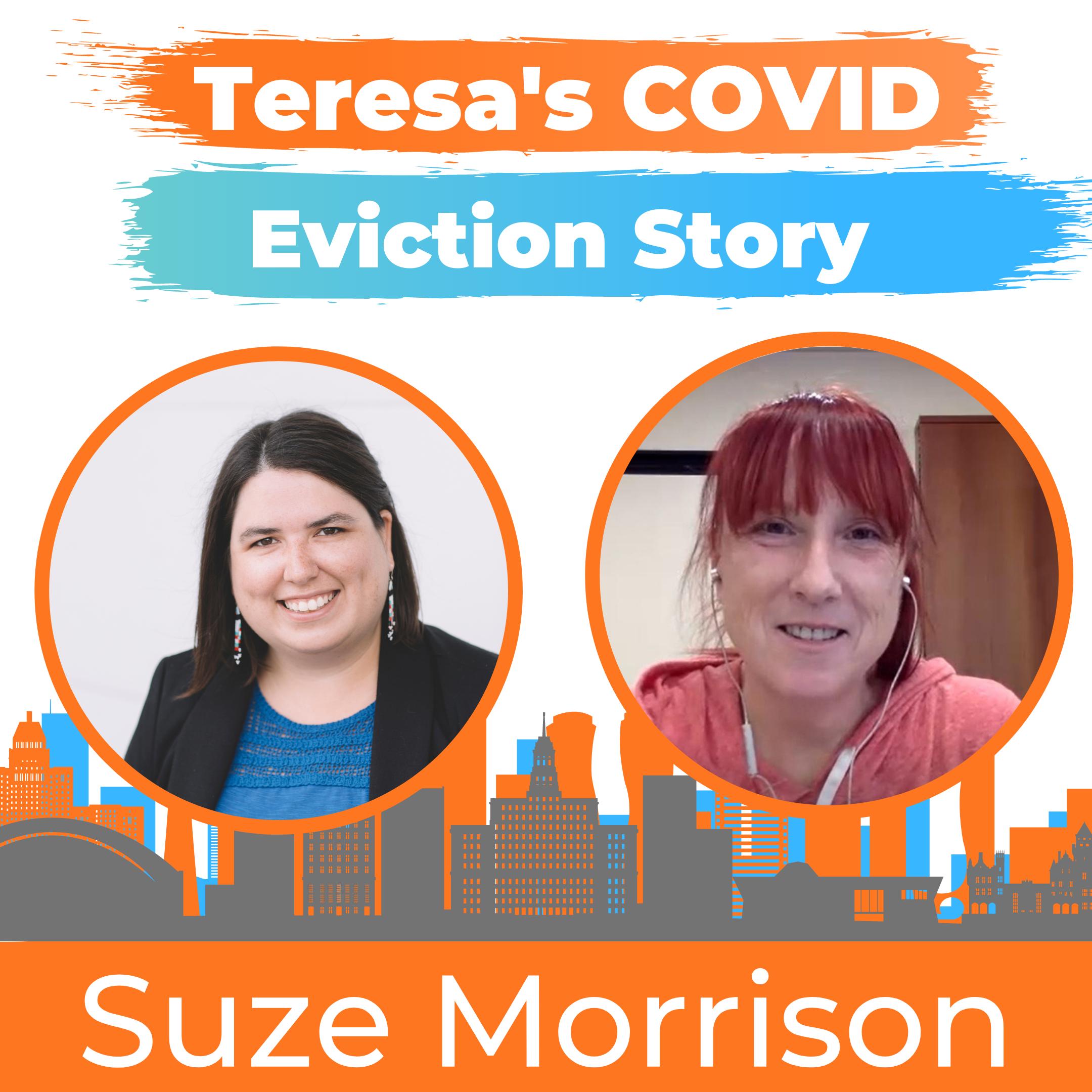 Teresa's COVID Eviction Story