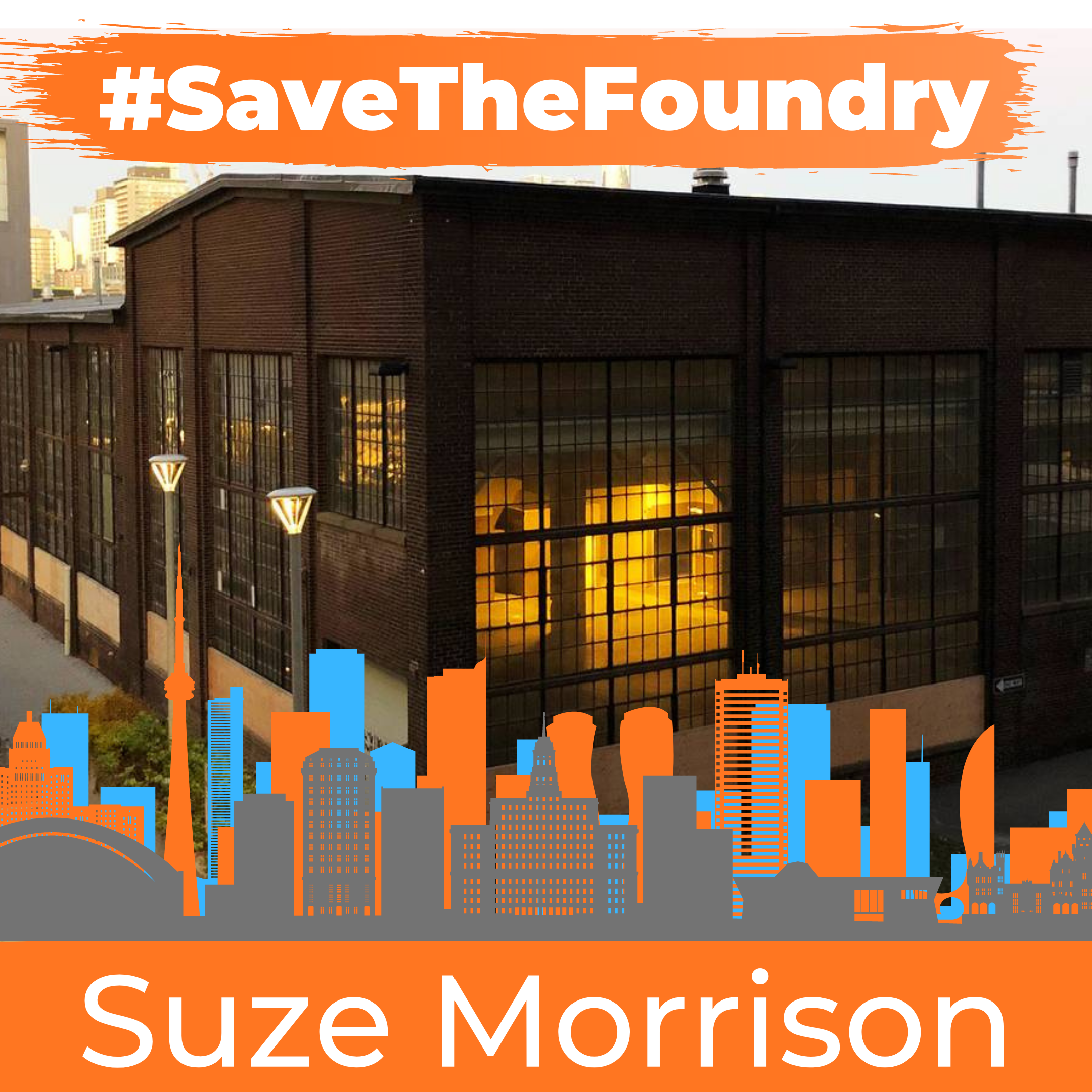 Save the Foundry Episode!