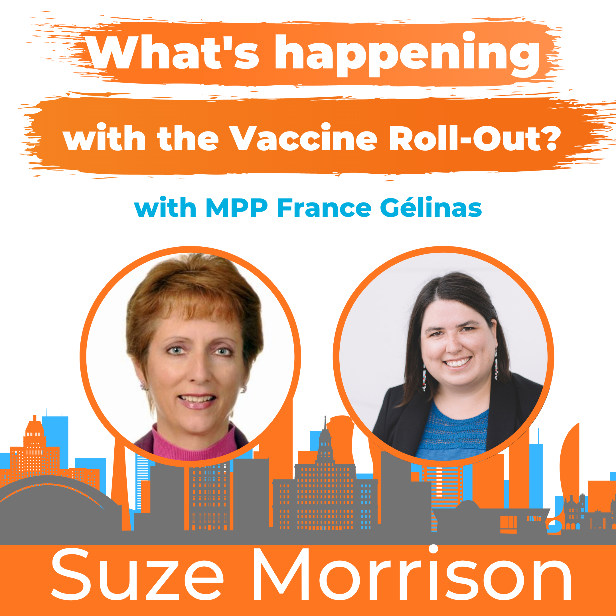 What's Happening in the Vaccine Roll-Out