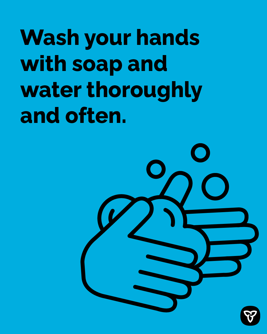 Public Health Tips: Wash Your Hands Thoroughly and Often