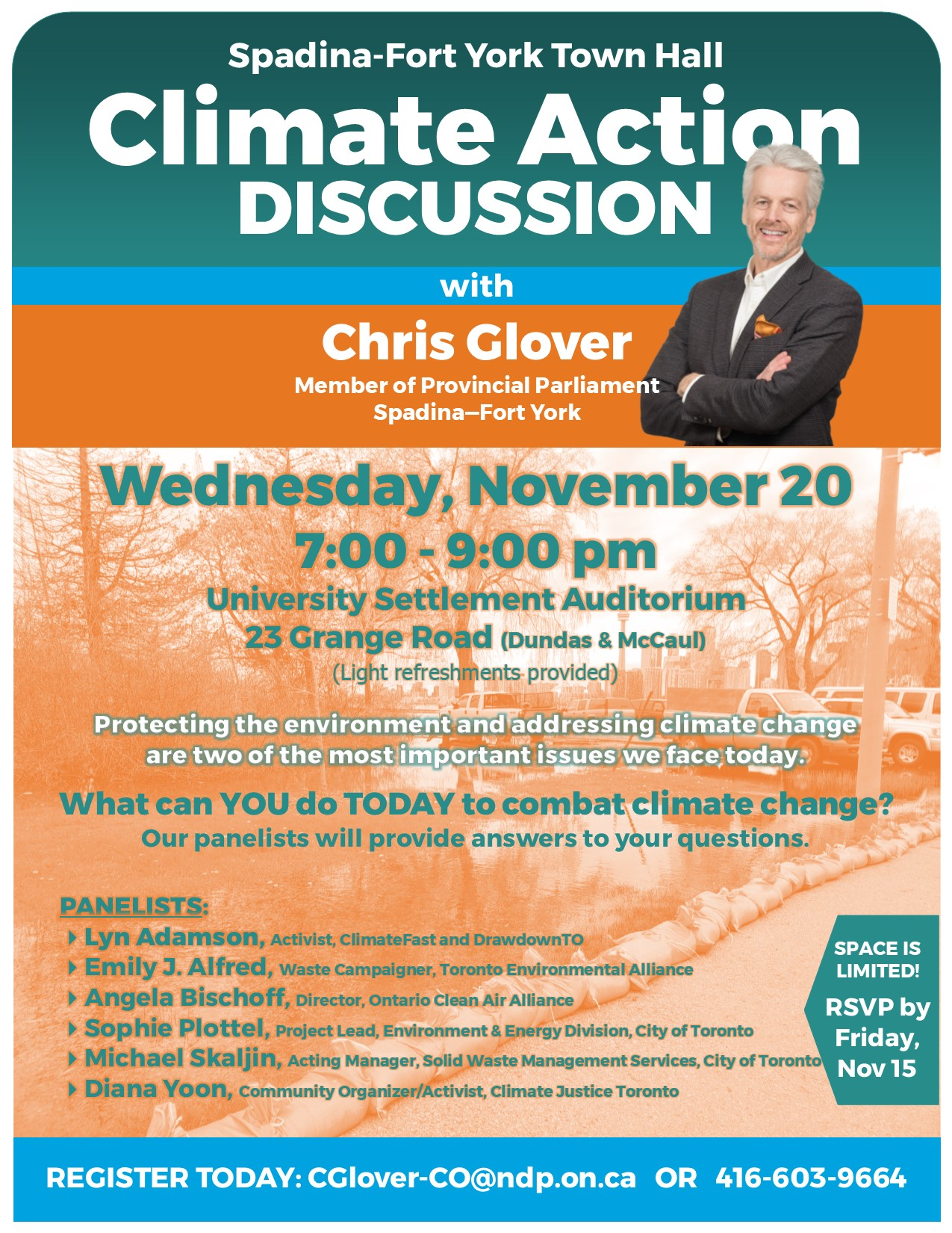 Climate Action Town Hall