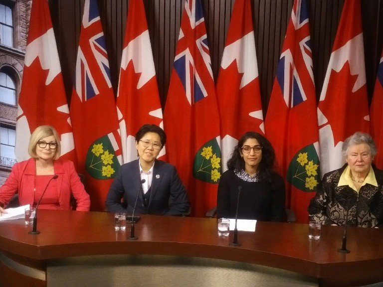 Gendered lens needed for Ontario Budget