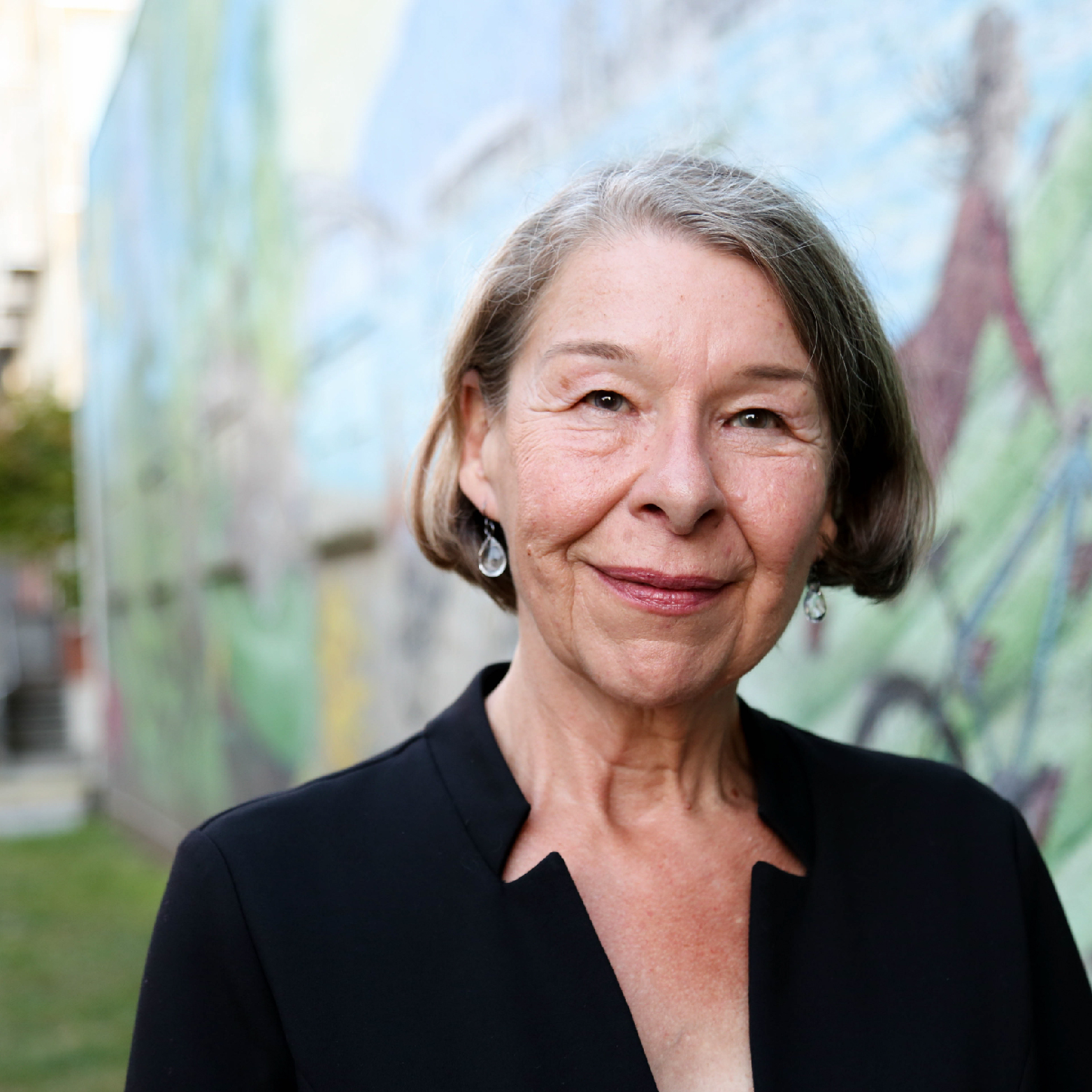 Judy Graves candidate for Vancouver City Council Portrait