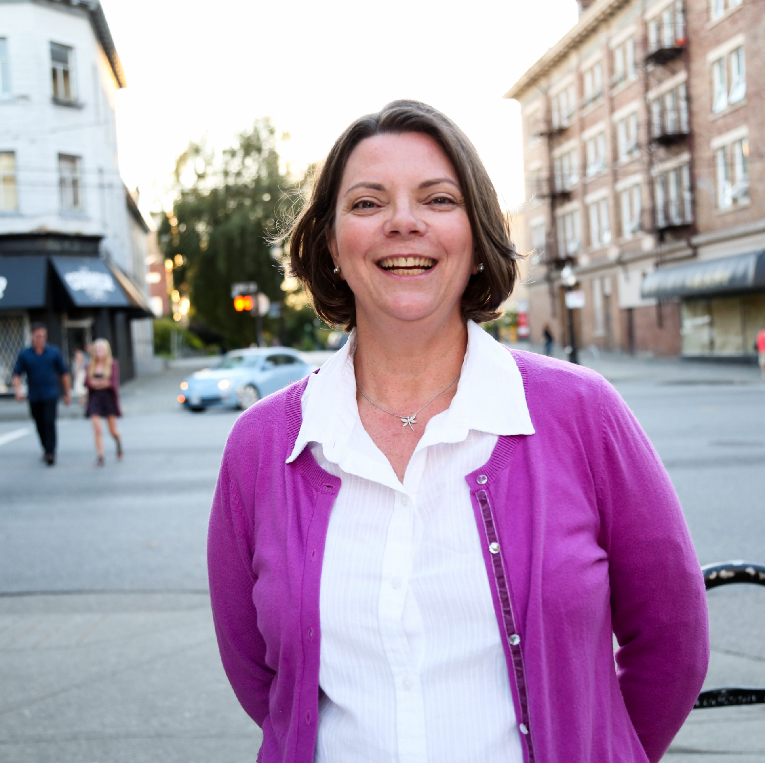 Erica Jaaf Candidate for Vancouver School Board