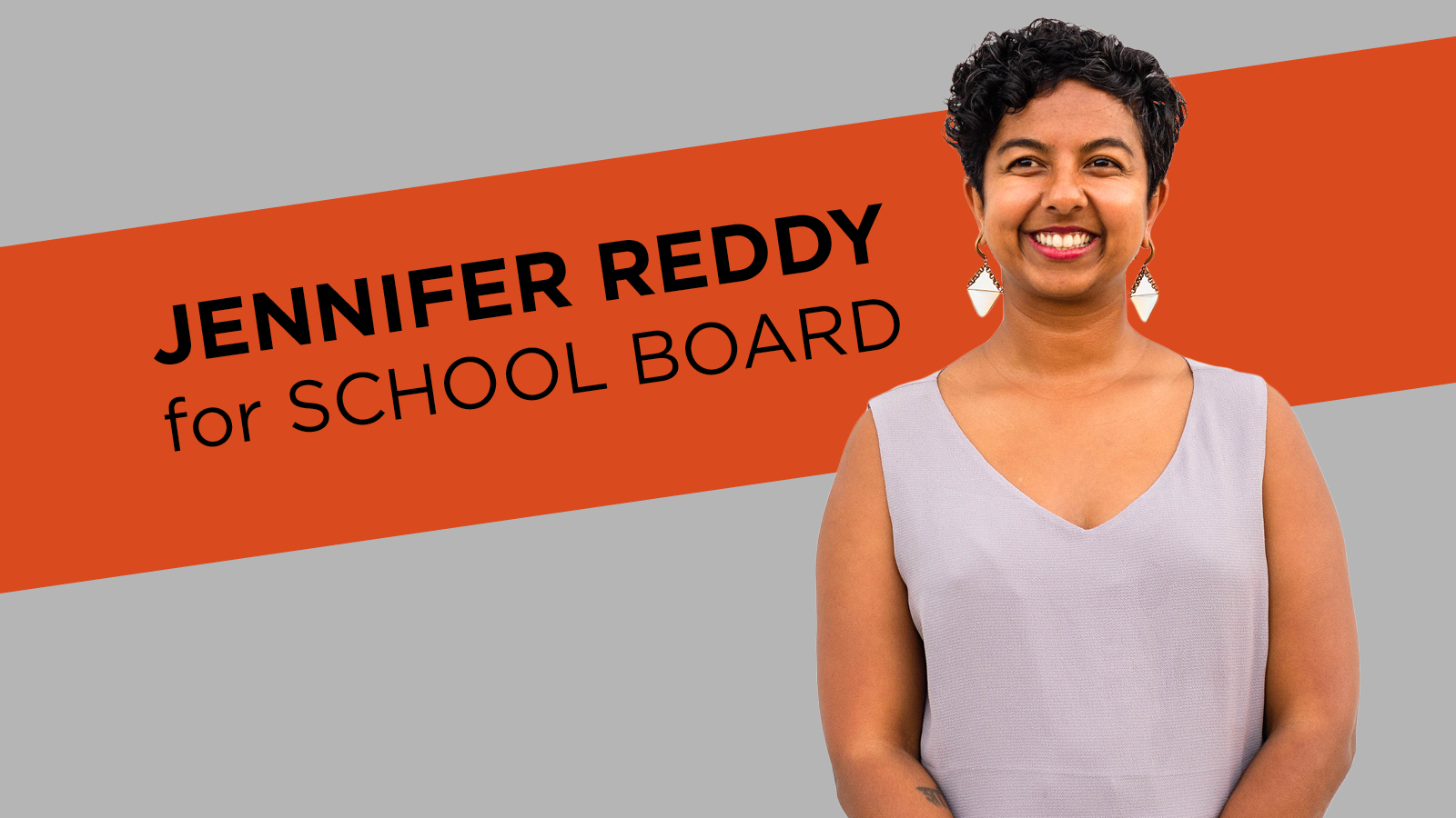 Jennifer Reddy for School Board Photo