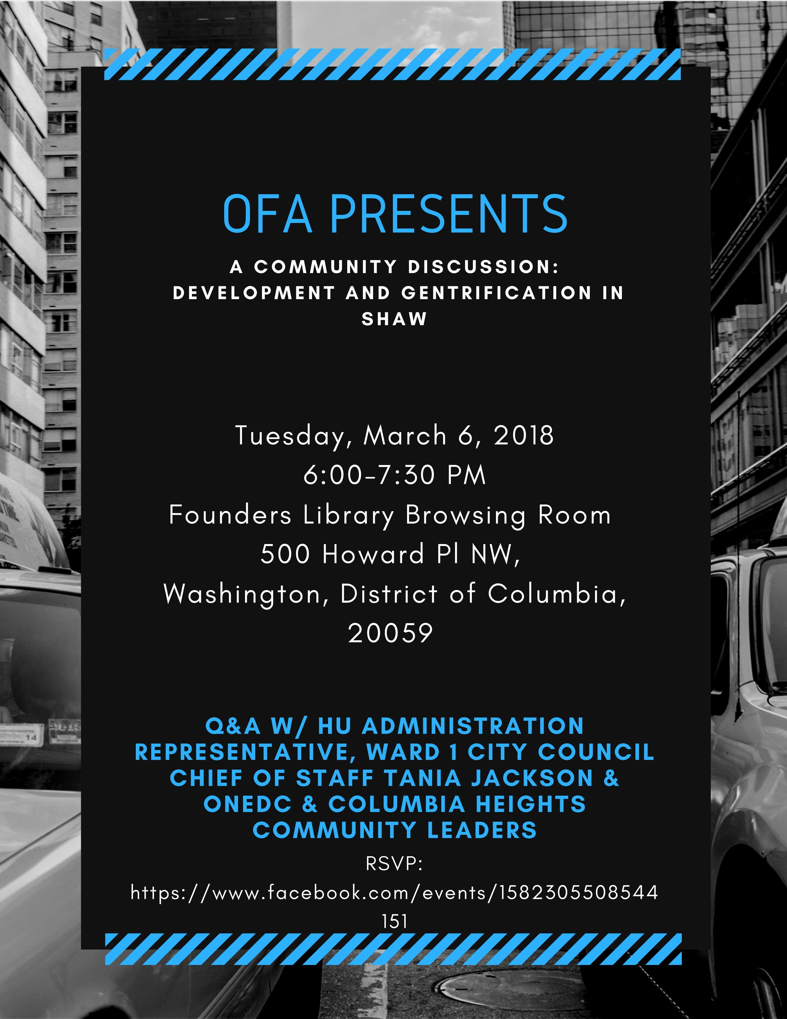 ONE DC - Organizing Neighborhood Equity