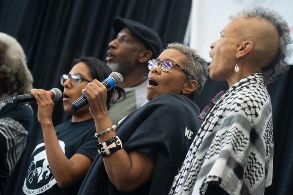 Black Workers & Wellness Center