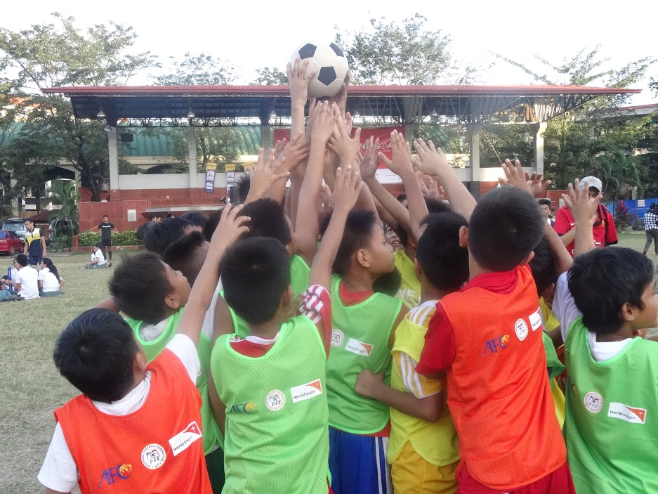 Philippines Football Festival in photos