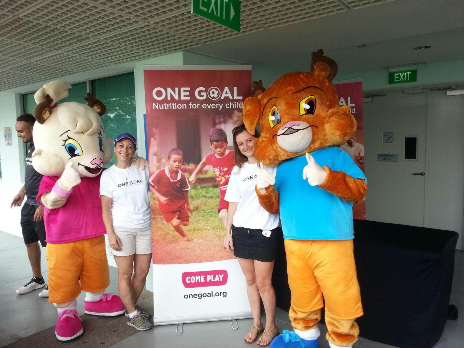 Football Association of Singapore launches Cubs grassroots Programme for kids