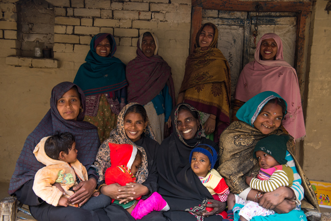 A tribute to the world's greatest humanitarians: Mothers