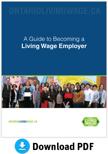 Employer Guide cover