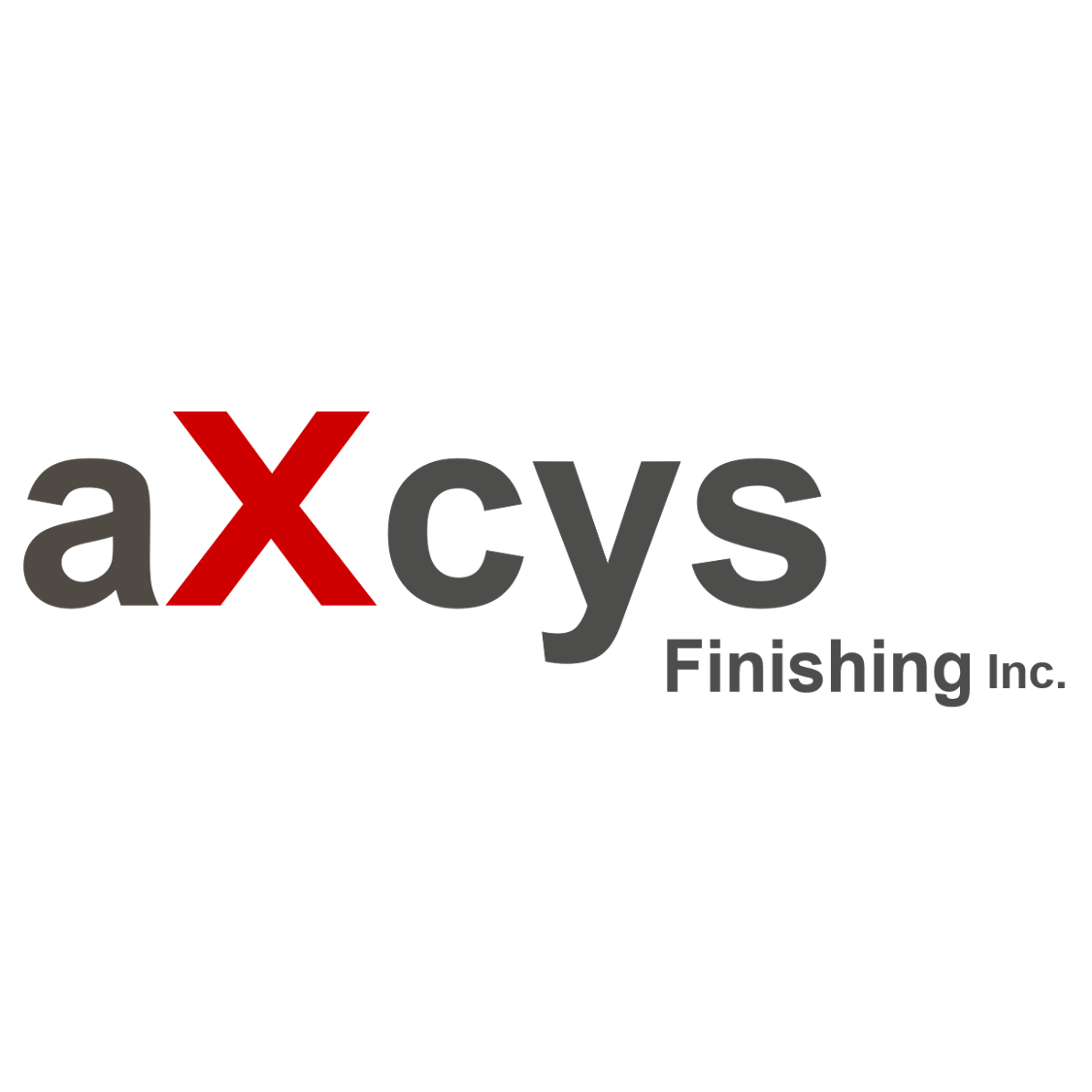 Axcys Finishing