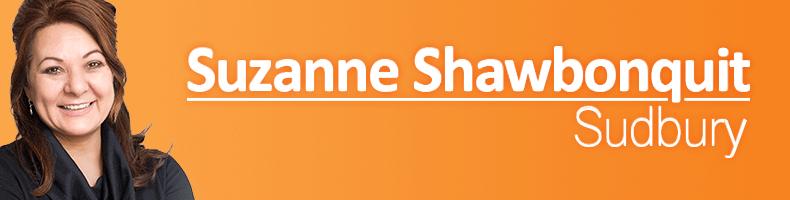 Suzanne Shawbonquit