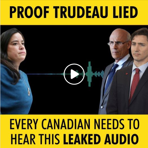 Proof Trudeau Lied