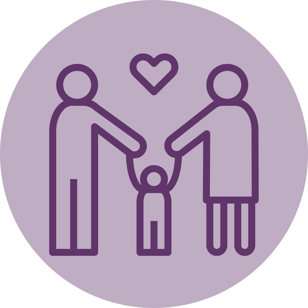 Icon of the difficulties of adoption.