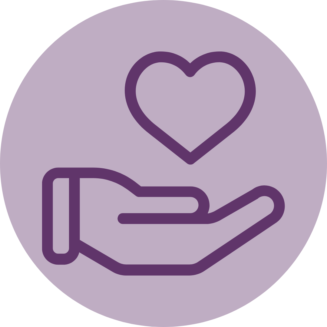 Icon to show support for birth mothers / birthmothers / first mothers.