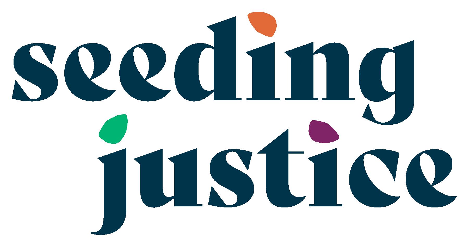 Seeding Justice logo