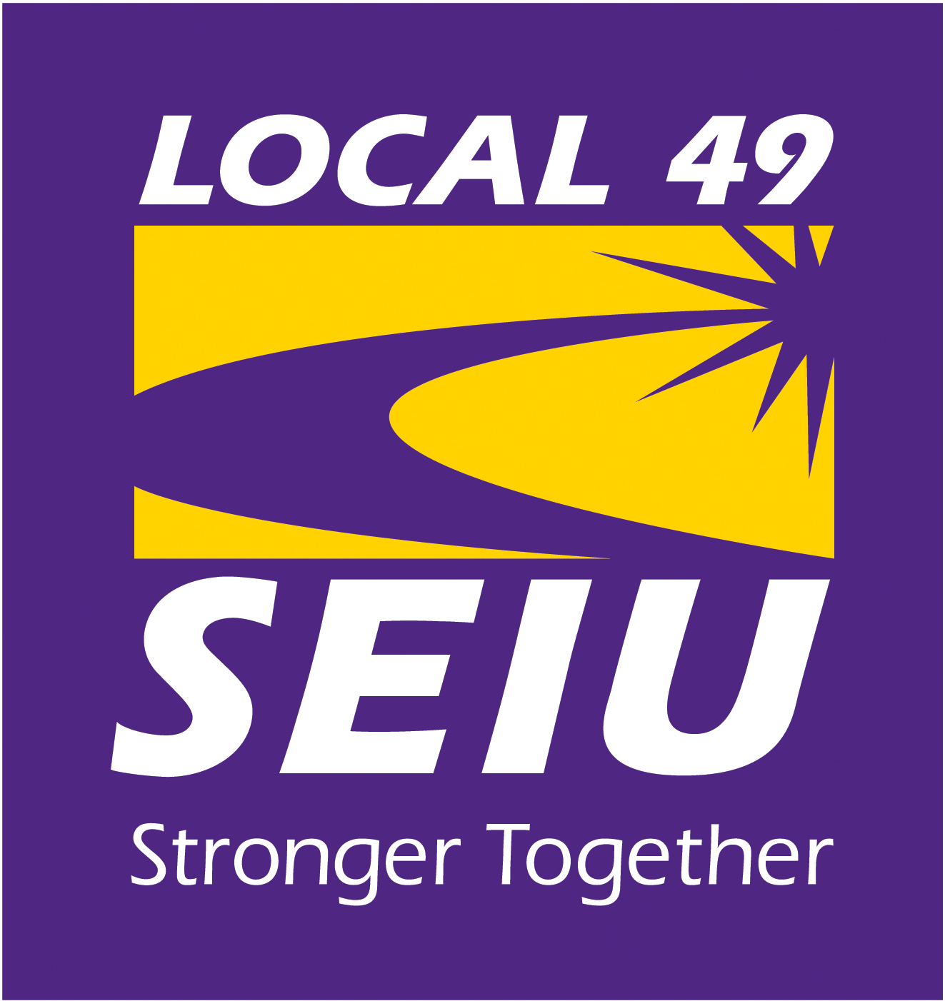 SEIU Local 49 logo