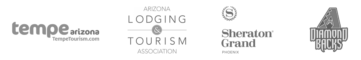 Featured logos of OPenAZ Unity Pledge members - Tourism