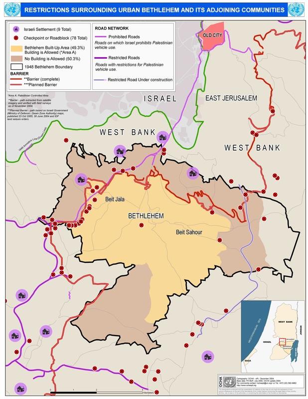 Encircling Bethlehem