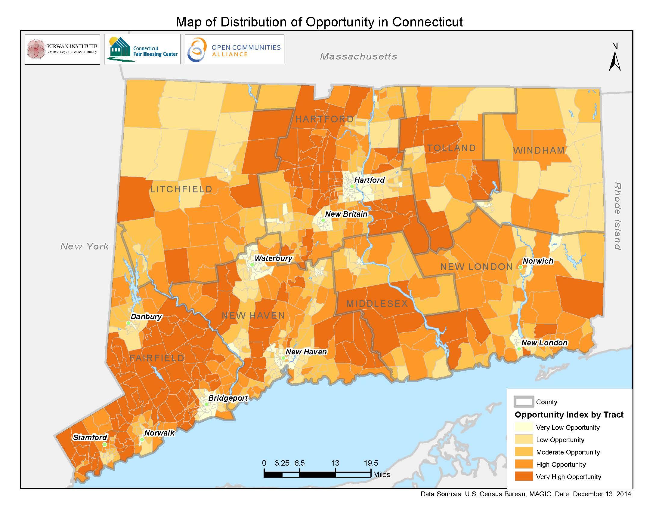map at Open Communities Alliance