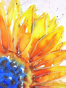 sunflower-blue-orange-and-yellow-carlin-blahnik.jpg