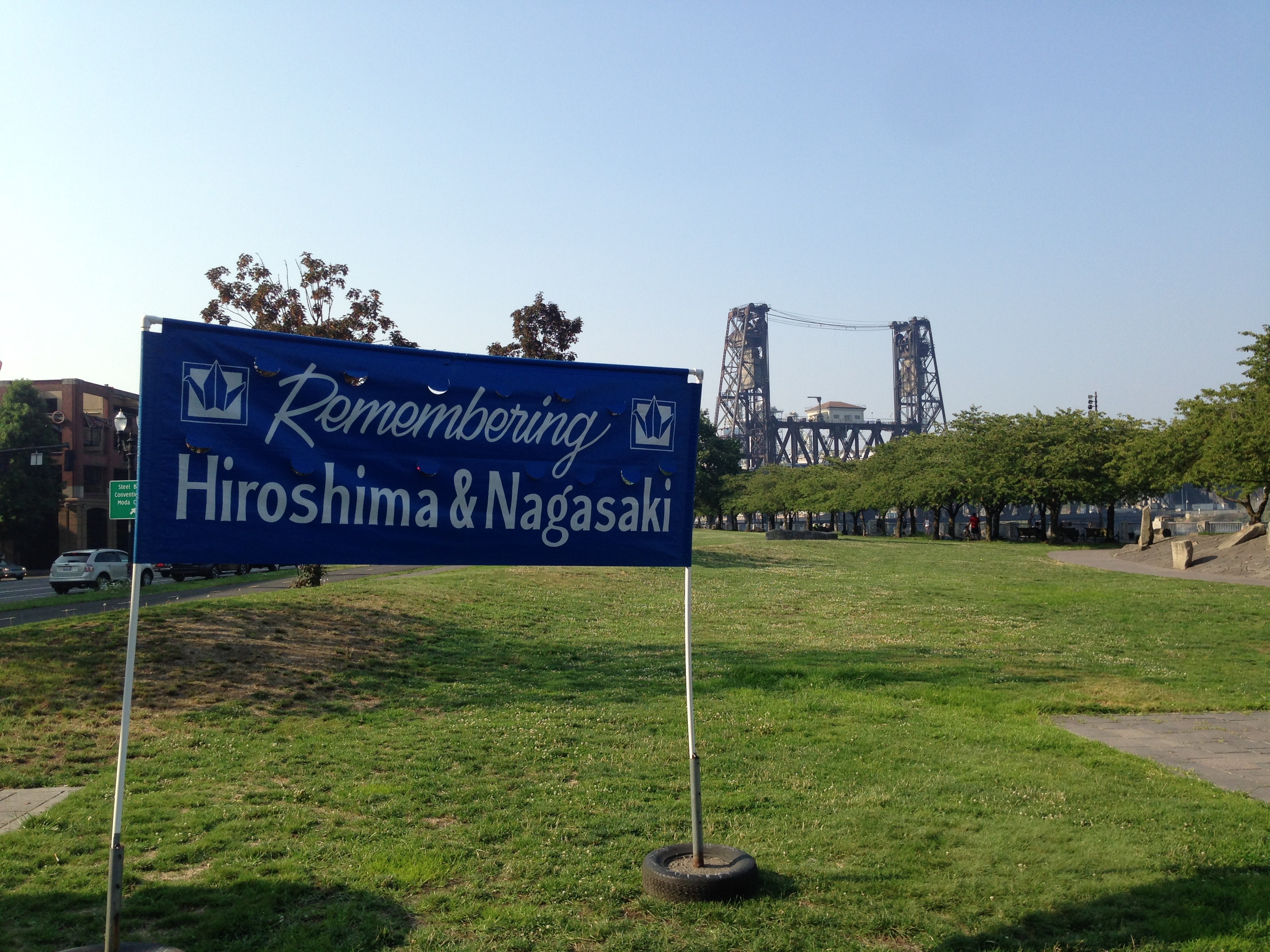 poems about the bombing of hiroshima and nagasaki