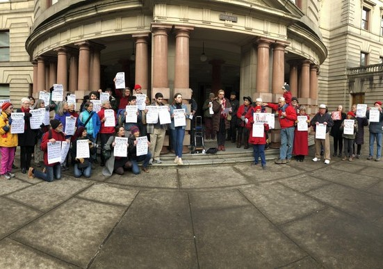 3-13-19_Zenith_protest_at_Portland_City_Hall_(OPB).jpg