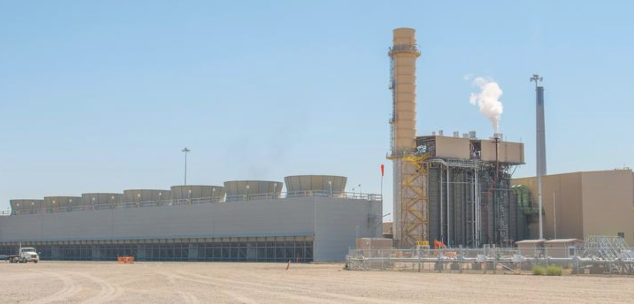 carty generating station