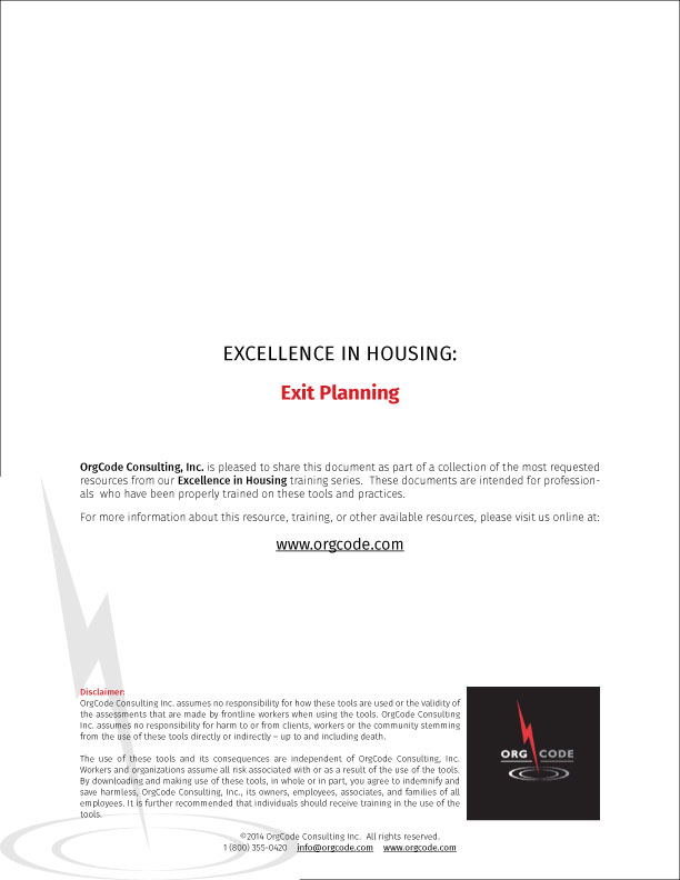 Products - OrgCode Consulting, Inc.
