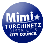 Mimi Turchinetz for City Council