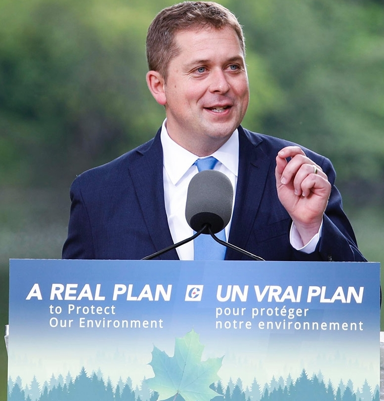 Andrew Scheer: A Real Climate Change Plan