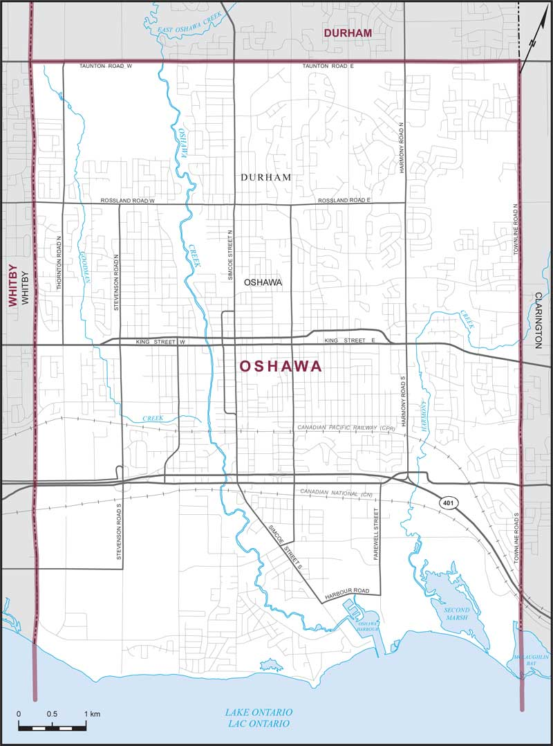 Oshawa electoral district