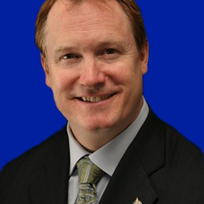 Colin Carrie, Oshawa's Conservative candidate and Member of Parliament